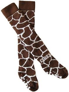 Giraffe by Rock-a-Thigh Baby  In Love with the Giraffe print!