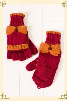 Hokie gloves <3 Obsessed and must have these!!