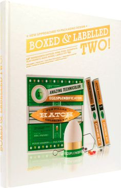 Gestalten | Boxed & Labelled Two! / 44,00 New Approaches to Packaging Design R. Klanten, M. Hübner, S. Ehmann