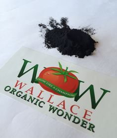 Wallace Organic Wonder WOW Soluble Humic / Fulvic Acid