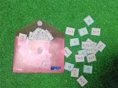 Juego para aprender y practicar las tablas de multiplicar. Es fácil de elaborar y con normas de juego muy sencillas para aprender de forma motivadora.