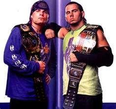 Hardy Boyz (Matt & Jeff)