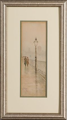 Frankfort Bridge by Kentucky Artist, Paul Sawyier, - Cowan's Auctions