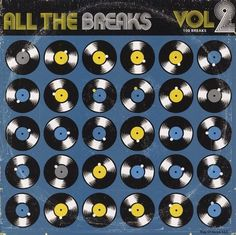 All The Breaks Volume 2 is the second volume with 100 more drum break snippets. This record features an impressive collection of 100 original & sought after breakbeats, sourced and remastered from the original records, and then cut down to the essential parts. | eBay!
