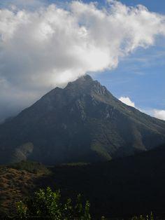 Cerro La Campana, Chile.