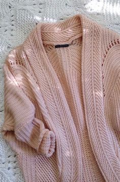 This cardigan is adorable!