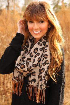All I Wanted Scarf: Multi #shophopes