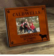 Personalized Cabin Series Picture Frame (Available in 9 Designs)#Bridesmaidgift #weeding #gift #Photoalbum cheapgroomsmengifts.com