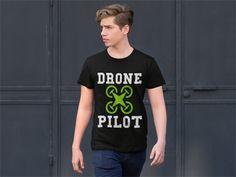 DRONE PILOT | @teespring @teespring @elizabethhmosle #drone @d https://teespring.com/drone-pilot