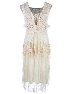 Anna-Kaci Seafoam Granny Influence Embroidery Detail Lace Ruffle Dress - Medium/Large Anna-Kaci http://www.amazon.com/dp/B00LT6I7EA/ref=cm_sw_r_pi_dp_iXoFvb140WY73