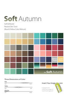 Men's Soft Autumn