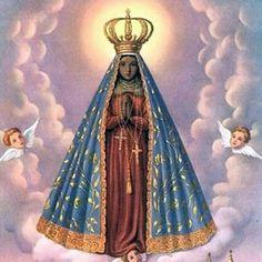 Nuestra Señora de la Concepcion Aparecida Patrona de Brasil