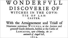 Jennet's evidence in the 1612 Pendle witch trial in Lancashire led to the execution of 10 people, including all of her own family.