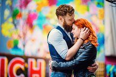 Alternative Wedding Photographer - Brick Lane Engagement Shoot - Photography by Vicki_0049