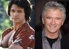 Patrick Duffy ~ Born March 17, 1949 (age 66) in Townsend, Montana.  American actor, In 1976, Duffy landed the role of Mark Harris in the short-lived television series Man from Atlantis. Following the series' cancellation in early 1978, he got his big break in the role of Bobby Ewing on the soap opera Dallas.his best known role from 1978 to 1985 and from 1986 to 1991. Duffy returned to reprise his role as Bobby in a continuation of Dallas, which aired on TNT from 2012 to 2014.