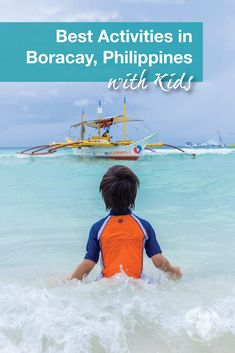 White's Beach in Boracay is considered to be among the most beautiful beaches in the world. But if you travel there with family, what are the best Boracay activities to fill your time in this island paradise? Our Boracay travel blog covers where to stay, where to eat, and what to do in Boracay!