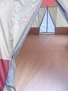 16 x 10  3 ROOM Family Cabin Tent With Full Wrap Around Roof Fly Plus 2 AWNINGS and 2 DOORS * Continue to the product at the image link.