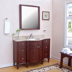 this could work Have to have it. Empire Industries Doral Single Bathroom Vanity with Optional Mirror $3379.99