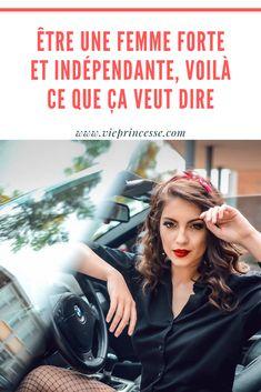conseils pour sortir avec une femme indépendante clubs de datation de vitesse
