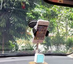 New Windshield Car Mount Holder stents for Smart Cell Phone iPod iPhone nokia HTC,Card Wallet flower diamond shoulder bag case For SamSung i9300 N7100 Iphone 5
