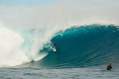 Fiji in Retrospect: Recounting tales from a historic day at Cloudbreak. #SURFER #SURFERPhotos