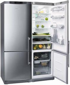 Summit 12.0 Cu. Ft. Refrigerator with Bottom Mount Freezer ...