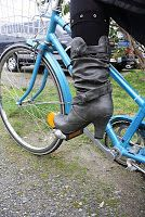 These Boots Were Made for Biking - Bicycle Alliance of Washington
