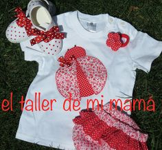 El taller de mi mamá - Ropa, Decoración y Regalos personalizados para niñas y niños: Conjuntos