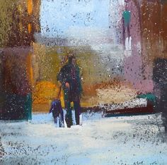 From the Archives: Putting Figures in Landscapes, painting by artist Karen Margulis