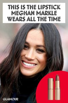 1e9036586fb Favorite Lipstick Face Makeup Tips, Makeup Tools, Meghan Markle, Lipstick,  Internet,