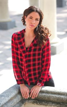 Plaid can be tricky, but we've got some pointers on how to wear it and feel your best!
