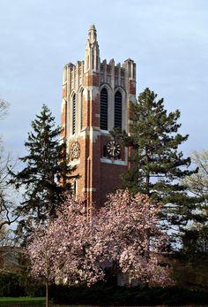 Beaumont Tower @ Michigan State University