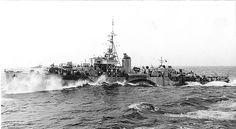 River-class frigate HMS Swale of Escort Group Royal Canadian Navy, Royal Australian Navy, Royal Navy, Indian Coast Guard, Photo Forum, Soviet Navy, German Submarines, Naval History, Navy Ships