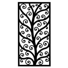 Village Wrought Iron-Wall Art Style Perfect gift for those that love wall art Wrought Iron Wall Decor, Iron Decor, Metal Wall Decor, Metal Wall Art, Wall Art Decor, Perforated Metal Panel, Metal Panels, Black Wall Art, Love Wall Art