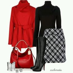 55 trendy ideas for womens fashion for work professional attire fashionista trends Mode Outfits, Fall Outfits, Casual Outfits, Fashion Outfits, Fashion Trends, Fashionista Trends, Skirt Outfits, Outfit Winter, Black Outfits