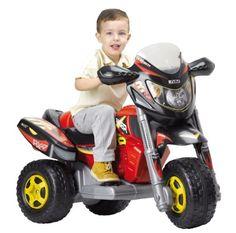 Feber 800008540 – Dreirad Red Racer 6 V