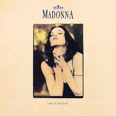 """Pin for Later: The Ultimate '80s Wedding Reception Playlist """"Like a Prayer"""" by Madonna"""