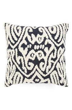 Nordstrom at Home 'Ikat' Mini Accent Pillow | Nordstrom