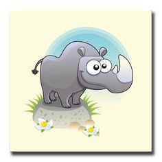 28774517 / Cuadro Rinoceronte