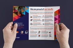 Recruitment Agency Trifold Brochure by BrandPacks on @Graphicsauthor