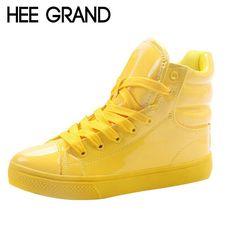 5 Colors High-top Shoes Men Women's Fashion Shoes Flat Platform free shipping