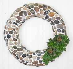 Best wreath making craft ideas has ideas for making wreaths using burlap, felt, pine cones, book pages, yarn, ribbon. Christmas, holiday, summer, fall wreath ideas. How to make mesh wreaths. Door wrea