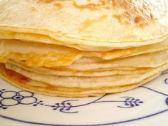 A recipe for Nigella's Nutella Pancakes is also on this page. They are my favourite desert.