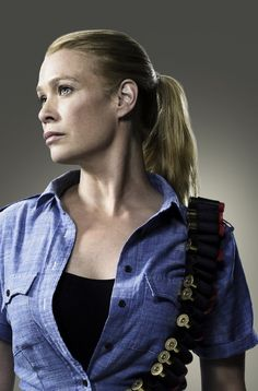 Laurie Holden Interview THE WALKING DEAD | Collider