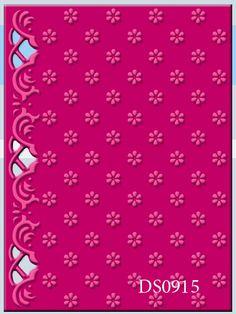 Marianne Designables - Anja's Flower DS 0915
