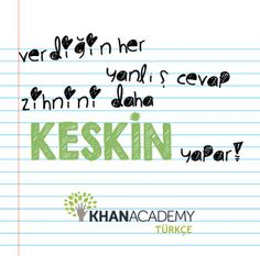 Her şeyi öğrenebilirsin! Motto, Study, Math Equations, Motivation, Education, Words, Studio, Investigations, Teaching