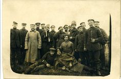 WW1 fraternisation.