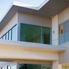Bridgeman Downs House - weatherboard - exterior board/high impact board smooth