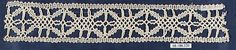 Insertion Date: 16th century Culture: Italian Medium: Bobbin lace Dimensions: L. 10 x W. 2 1/4 inches (25.4 x 5.7 cm) Classification: Textiles-Laces Credit Line: The Nuttall Collection, Gift of Mrs. Magdalena Nuttall, 1908 Accession Number: 08.180.520