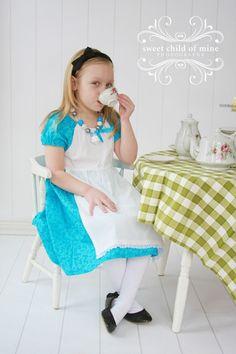 Alice in Wonderland Disney Inspired Princess by ChameleonGirls
